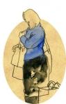 LE BECHEC, dessinateur