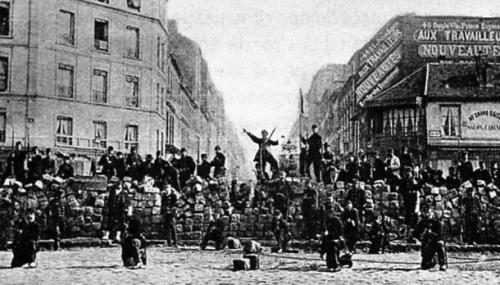 tiniak,rebelle,gilets jaunes,macron,commune de Paris
