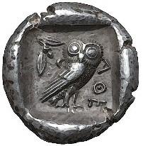 monnaie athénienne