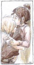 DJOU, le baiser du jour (1)