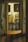 Hoogstraten: Les pantoufles, 1658.