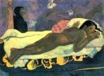 L'esprit des morts veille,Gauguin,tiniak