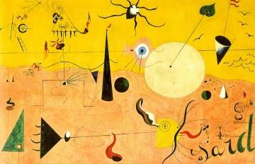 miro : l'art et l'écriture