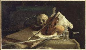 La mort... au violon!