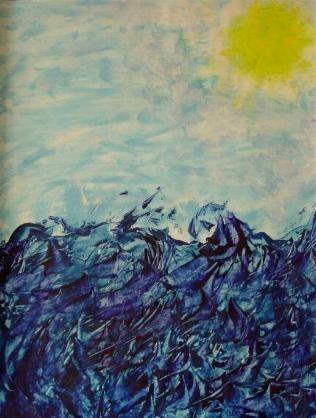 illustration extraite de l'album de TISSEUSE